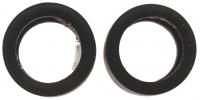 Ortmann Reifen Nr. 49b für Carrera 132, Fly, Ninco, Scalextric, SCX