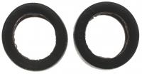 Ortmann Reifen Nr. 49d für Carrera 132, FLY, Ninco, Scalextric, SCX