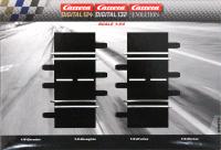 Carrera Evolution + Digital 132 / 124 20612 1/4 Gerade 2er