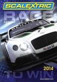 Scalextric Katalog 8177 Jahrgang 2014