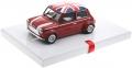 BRM Fahrzeuge BRM096R Mini Cooper Union Jack Edition rot
