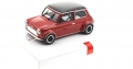 BRM Fahrzeuge BRM097 Mini Cooper Red Black Roof Edition