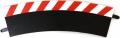 Carrera 132 / 124 20562 Außenrandstreifen Kurve 2/30°, 1 Stück