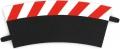Carrera 132 / 124 20567 Außenrandstreifen Kurve 1/30°, 1 Stück