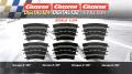 Carrera Evolution + Digital 132 / 124 20572 Kurve 2/30°, 6 Stück
