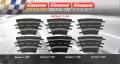 Carrera Evolution + Digital 132 / 124 20577 Kurve 1/30°, 6 Stück