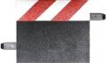 Carrera 132 / 124 20588 Randstreifen 1/3 Gerade, 1 Stück