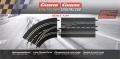 Carrera Digital 132 / 124 30363 Spurwechsel Kurve links außen nach innen