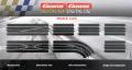 Carrera Digital 132 / 124 30367 Schienen Ausbauset