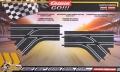 Carrera Go!!! 61618 Mechanische Weiche, 2 Stück
