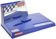 Carrera Digital 132 BoxW02 Leerbox mit Carrera Hologramsiegel + Wunschlabel