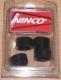 Ninco Ersatzteile-Reifen 180509 Reifen 20.8x11.5 (VE 4)