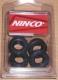 Ninco Ersatzteile-Reifen 180510 Reifen Raid (Pajero) (VE 4)
