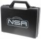 NSR Fahrzeuge 801992 BLACK MED Bag NSR Logo