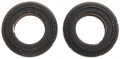 Ortmann Reifen Nr. 29b für Airfix  + Märklin Sprint + Scalextric