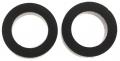 Ortmann Reifen Nr. 40o für Carrera Servo 140 10 x 15 6mm + V1