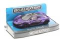 Scalextric Fahrzeuge 3842 McLaren P1 Street Mauvine Blue SR