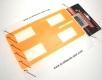 Scaleauto Zubehör SC5076 Fahrzeugtest- u.Abstellplatte Acryl f.Slotcars 1:32 & 1:24