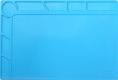 Scaleauto Werkzeug SC5085 Arbeitsunterlage SCALEAUTO High Temperature Work Pad 34x23cm (Silikon) f.Slotcars